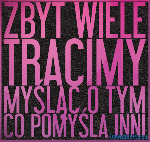 To co myślą inni