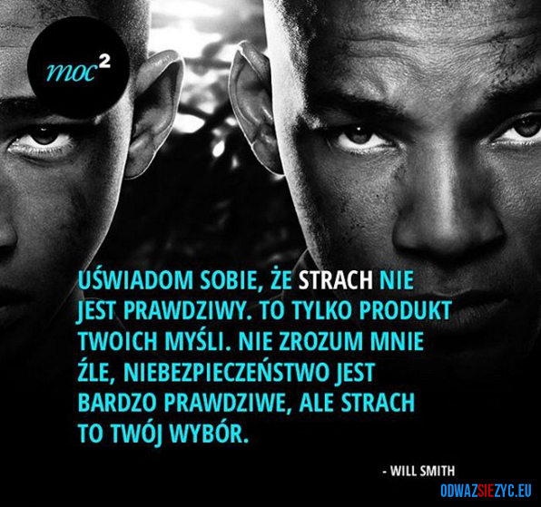Strach - Will Smith